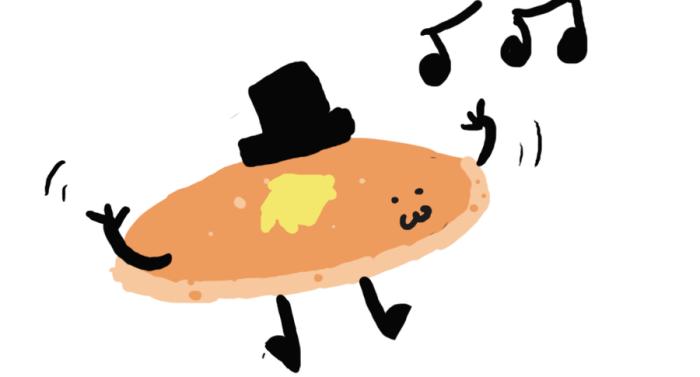 PancakeDance
