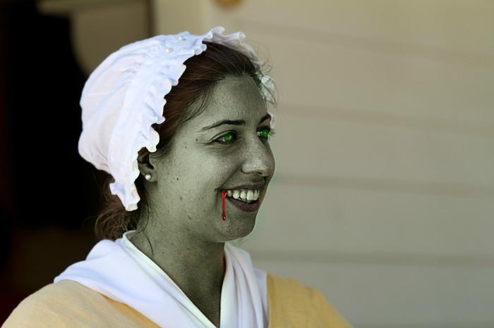 ZombieColonialWoman