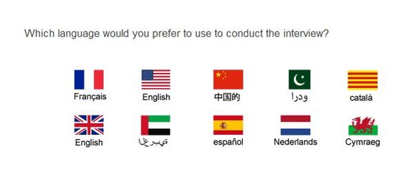 multi-language-survey
